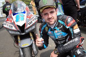 Michael Dunlop has been passed fit to race at the North West 200 after undergoing a medical on Monday.