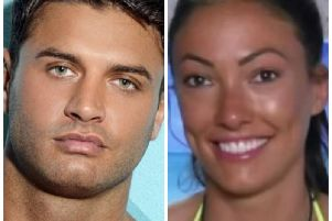 Love Island contestants Sophie Gradon and Mike Thalassitis who took their own lives in 2018 and 2019 respectively. (Photos: I.T.V.)