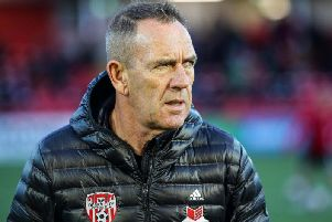Former Derry City boss has been appointed Northern Ireland women's senior international manager.