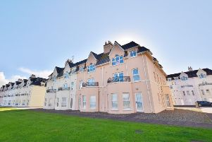 Property of the Week: 69 West Strand Avenue,Portrush.'No 69 is situated in the middle block of apartments overlooking the bay.
