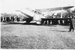 Held on a large field near St Angelo Airport between the September 9 and 12, 1936 the airshow was the first of its kind in Fermanagh