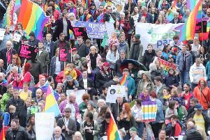 Why has Lyra's killing been turned into a gay rights issues – rather than a republican one?