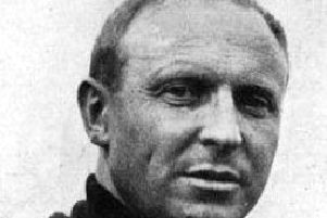 Blue plaque for Ulster-born Medal of Honor hero