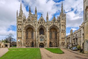 The second bank holiday of May is just around the corner - but will the weather in Peterborough be cool and grey or sunny and warm?