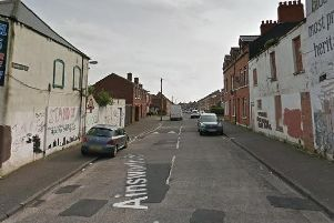 The incident occurred at a property on Ainsworth Street. Pic by Google