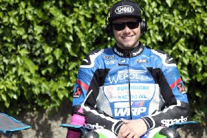 Daley Mathison was tragically killed at the Isle of Man TT in Monday's Superbike race.