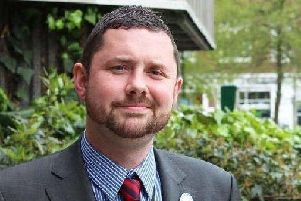 Phelim MacCafferty, convener of the Green Group on Brighton & Hove City Council