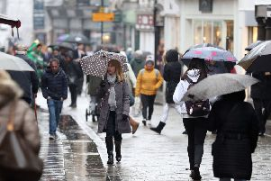 The poor weather has been a factor in the poor May trade figures