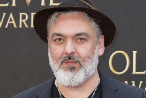 Playwright Jez Butterworth dedicated the award to all the families who lost loved ones in the Troubles