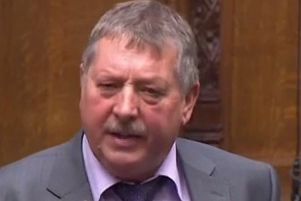 Sammy Wilson said there is room to negotiate a 'sensible deal' with the EU
