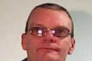 Anthony Bolden, aged 55, who tried to kill a shopkeeper in 2005 by stabbing them 18 times and also swung a shovel at a police officer, is on the run from HMP Springhill.