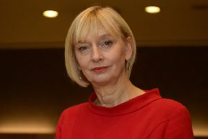 Commissioner for Victims and Survivors Judith Thompson pictured in the Hilton Hotel, Belfast. 'Picture By: Arthur Allison/Pacemaker.