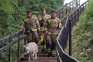 Photo courtesy of Warwickshire Fire and Service.