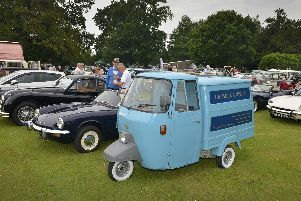 South of England Classic Vehicle Show