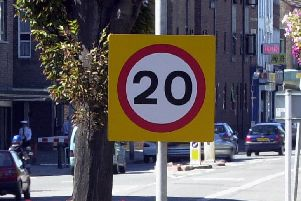 Do you think a 20mph limit is suitable for Felpham?