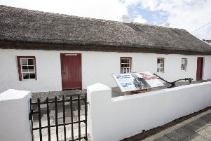 The Andrew Jackson Cottage has had a �250,000 makeover, including a new thatched roof