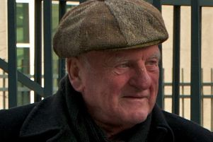 Gerry Adams described Gerry McKenna as 'a patriot, a decent man doing his best in very difficult times'