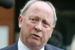 Jim Allister wanted 'absolute clarity' on the claim