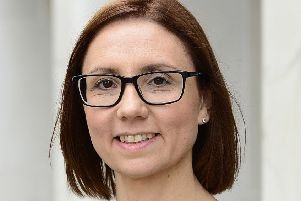 Catherine McCormick was denied the chance to apply for a temporary promotion after returning from maternity leave