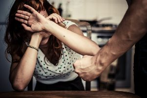 The PSNI records 30,000 incidents of domestic abuse every year