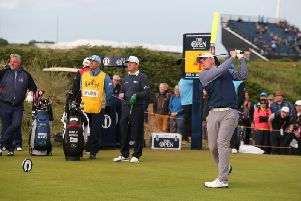 The 148th Open tees off in Royal Portrush.