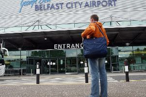George Best Belfast City Airport will lose a number of routes.
