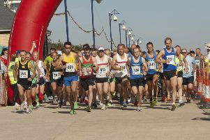 The start of the East Coast Classic 10K EMN-190725-113201002