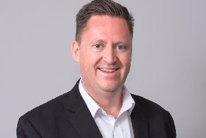 Paul Dolan, chief executive of Accent Housing.