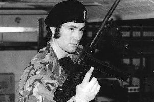 Captain Robert Nairac was abducted by the IRA in south Armagh. His remains have never been found.