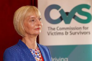 Judith Thompson, the victims' commissioner. Photo by William Cherry/Presseye