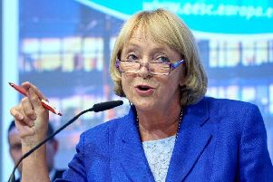 Jane Morrice, who is a former head of the European Commission Office in Northern Ireland and Women's Coalition MLA