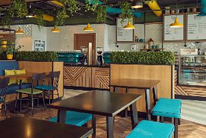 McCue Crafted Fit completed the fit-out of a number of food and beverage and retail stores at Center Parcs including The Coffee House.