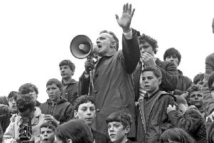 The late Paddy 'Bogside' Doherty