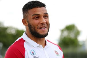 Lewis Ludlam is going to the World Cup with England