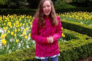 Handout photo supplied by the Lucie Blackman Trust on behalf of the Quoirin family showing Nora Quoirin, whose body was found in Malaysia on Tuesday