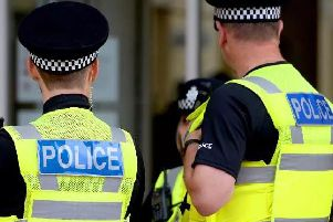 Sussex Police stock image
