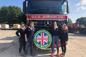 Young farmers of MK do their bit to help stricken Yorkshire counterparts