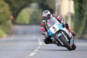 Michael Dunlop will ride the Team Classic Suzuki XR69 in the RST Superbike race.