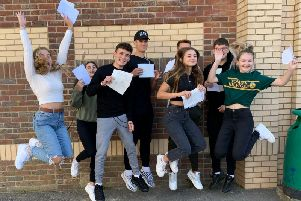 The Angmering School GCSE results day 2019