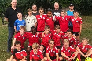 Chichester City Colts under-12s