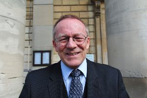 Independent candidates and  councillors prior to the PCC elections in May. Stephen Lane ENGEMN00120120417162220