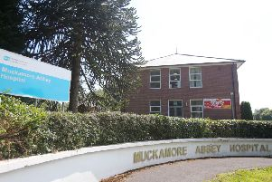 Muckamore Abbey Hospital in Antrim where a number of staff have been suspended by the Belfast Health Trust. ''Picture by Jonathan Porter/PressEye