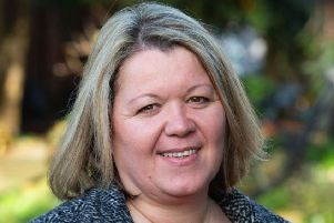 Lisa Forbes, MP for Peterborough