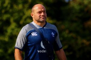 Ireland Rugby Squad Training, Carton House, Co. Kildare 5/9/2019'Rory Best'Mandatory Credit �INPHO/Tommy Dickson
