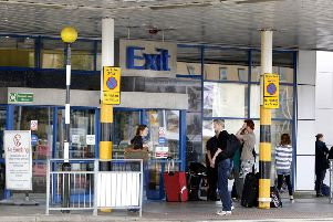 Belfast International Airport, which got a customer approval rating of just 42%, scoring one star in categories of seating, staffing and security queues