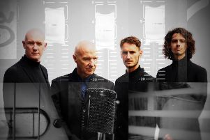 Midge Ure and his Band Electronica