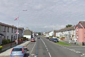 Upper Greenwell Street, Newtownards. (Photo: Google Street View)