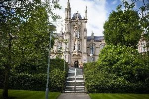 Magee College.