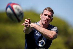Munster centre Chris Farrell has launched a staunch defence of Ireland's overseas contingent.