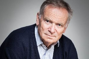 An Undated Handout photo of Jeffrey Archer. See PA Feature BOOK Jeffrey Archer. Picture credit should read: Broosk Saib/PA. WARNING: This picture must only be used to accompany PA Feature BOOK Jeffrey Archer.
